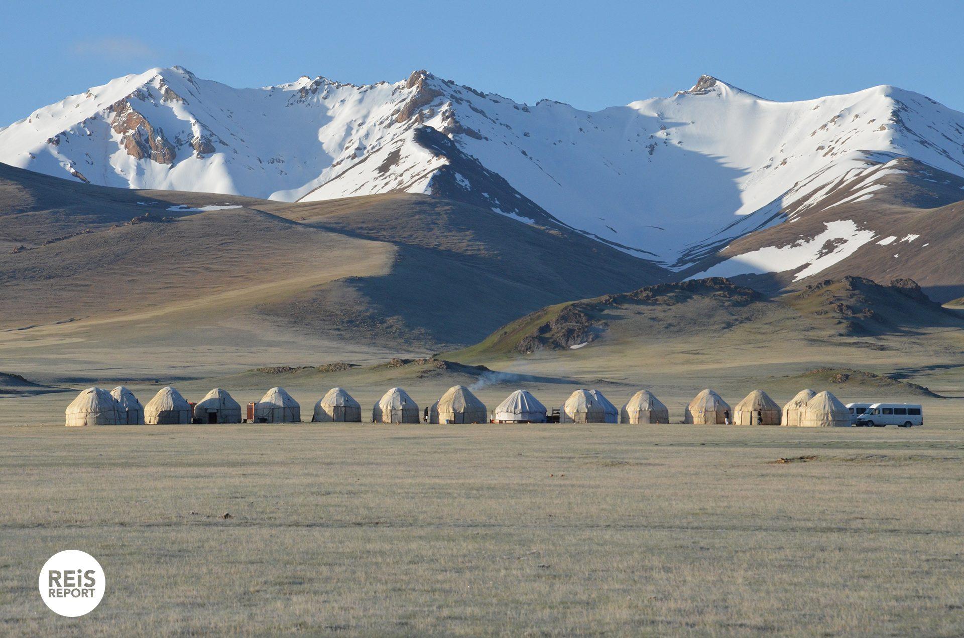 Kirgizië rondreis