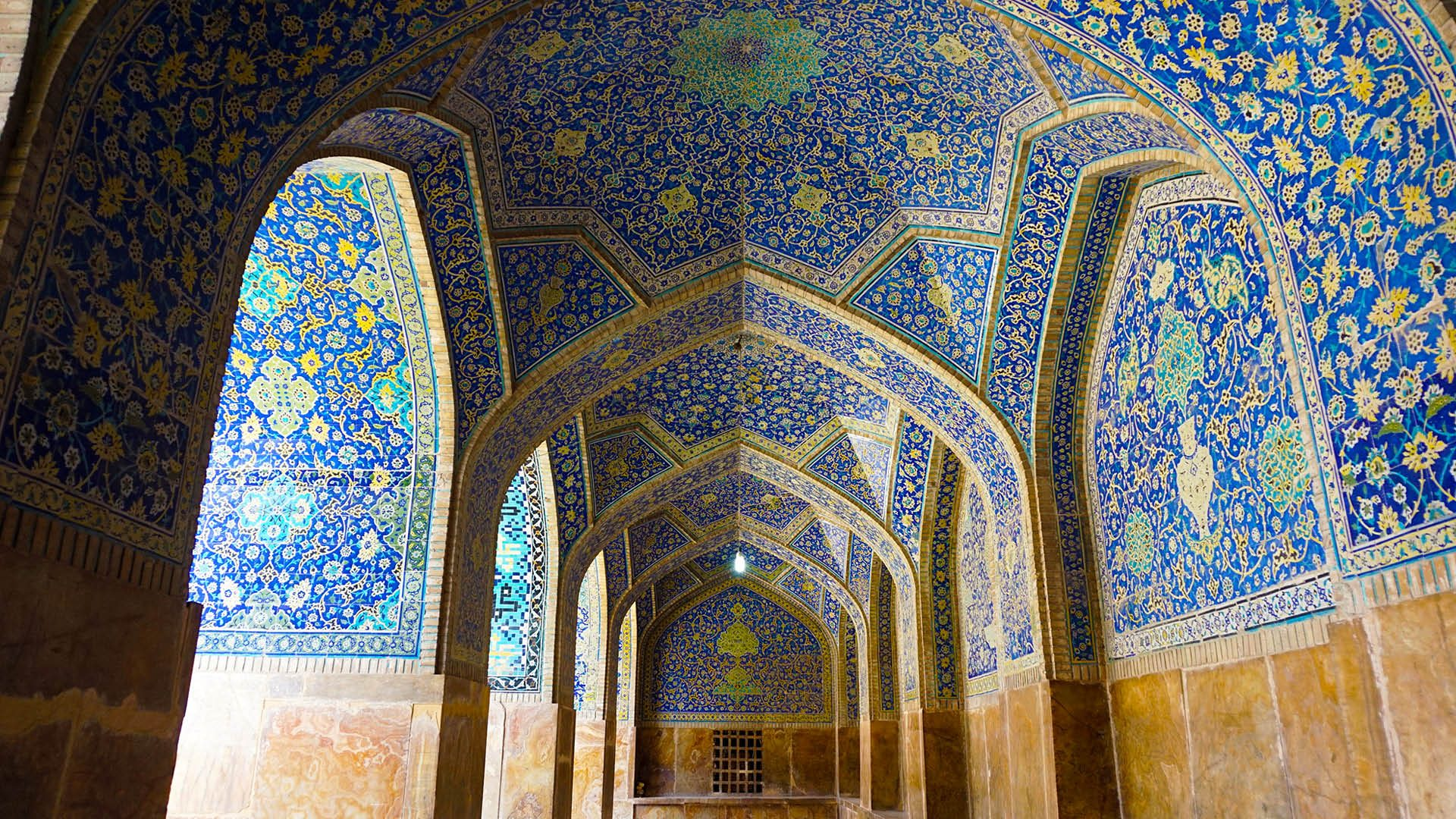 iran reizen en bestemmingen
