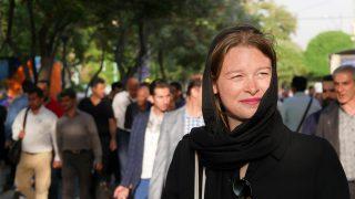 kleding in iran als vrouw