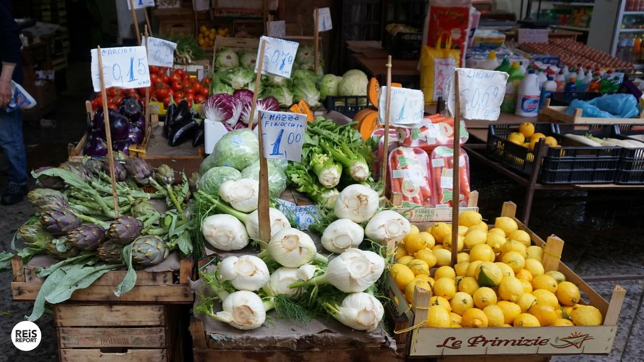 Markt van Ballarò