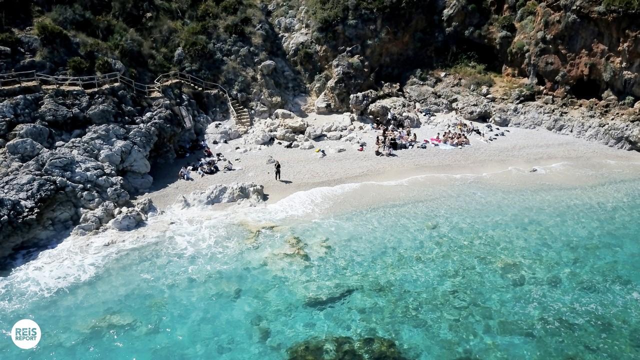 zingaro natuurreservaat mooiste strand sicilie