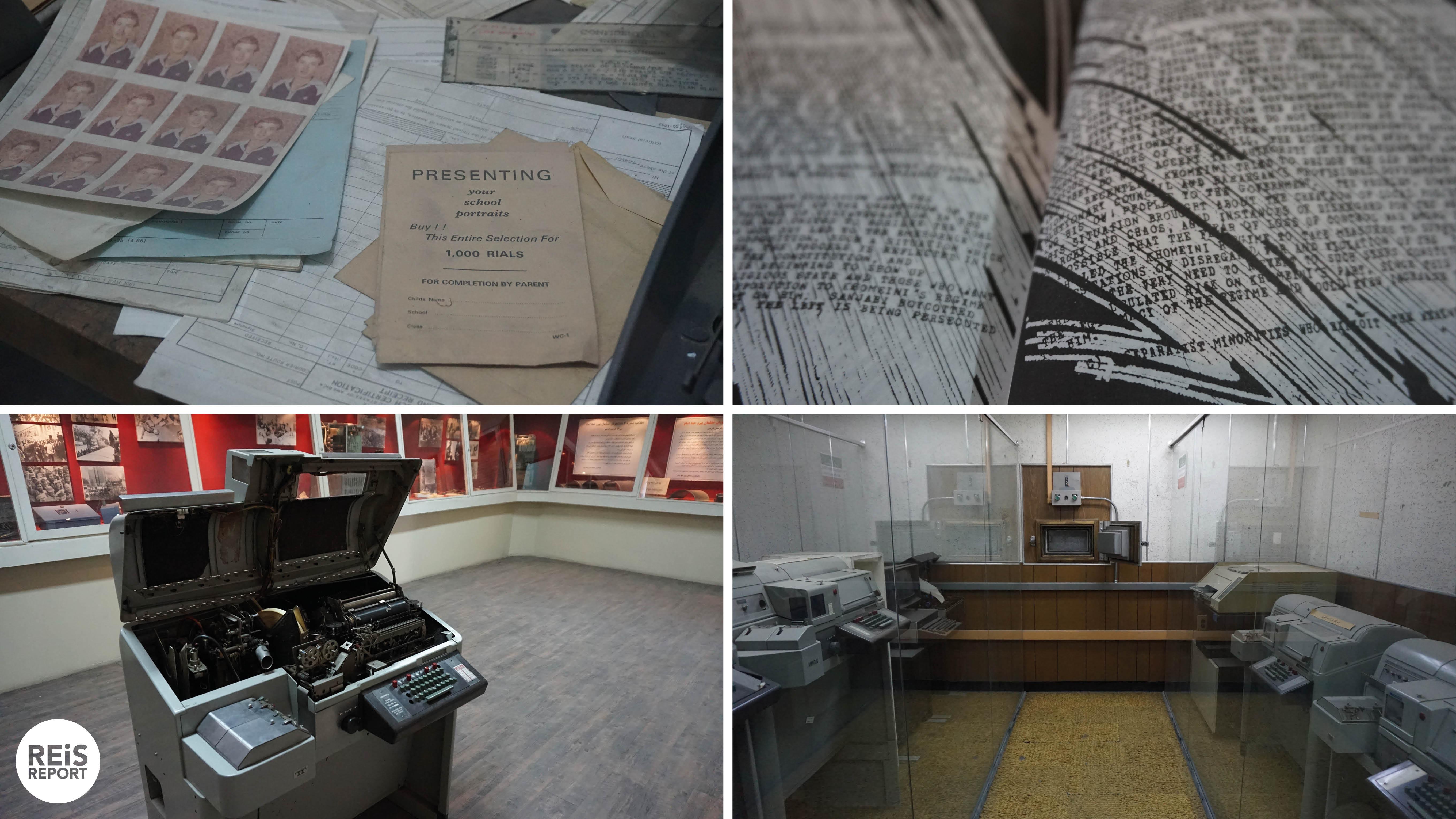 amerikaanse ambassade in teheran museum