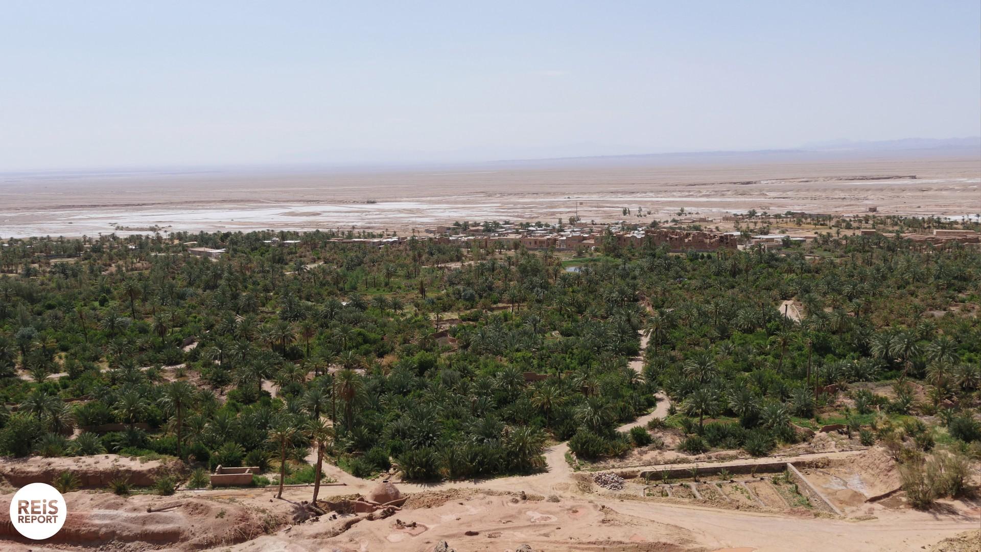 garmeh woestijn iran kamperen 3