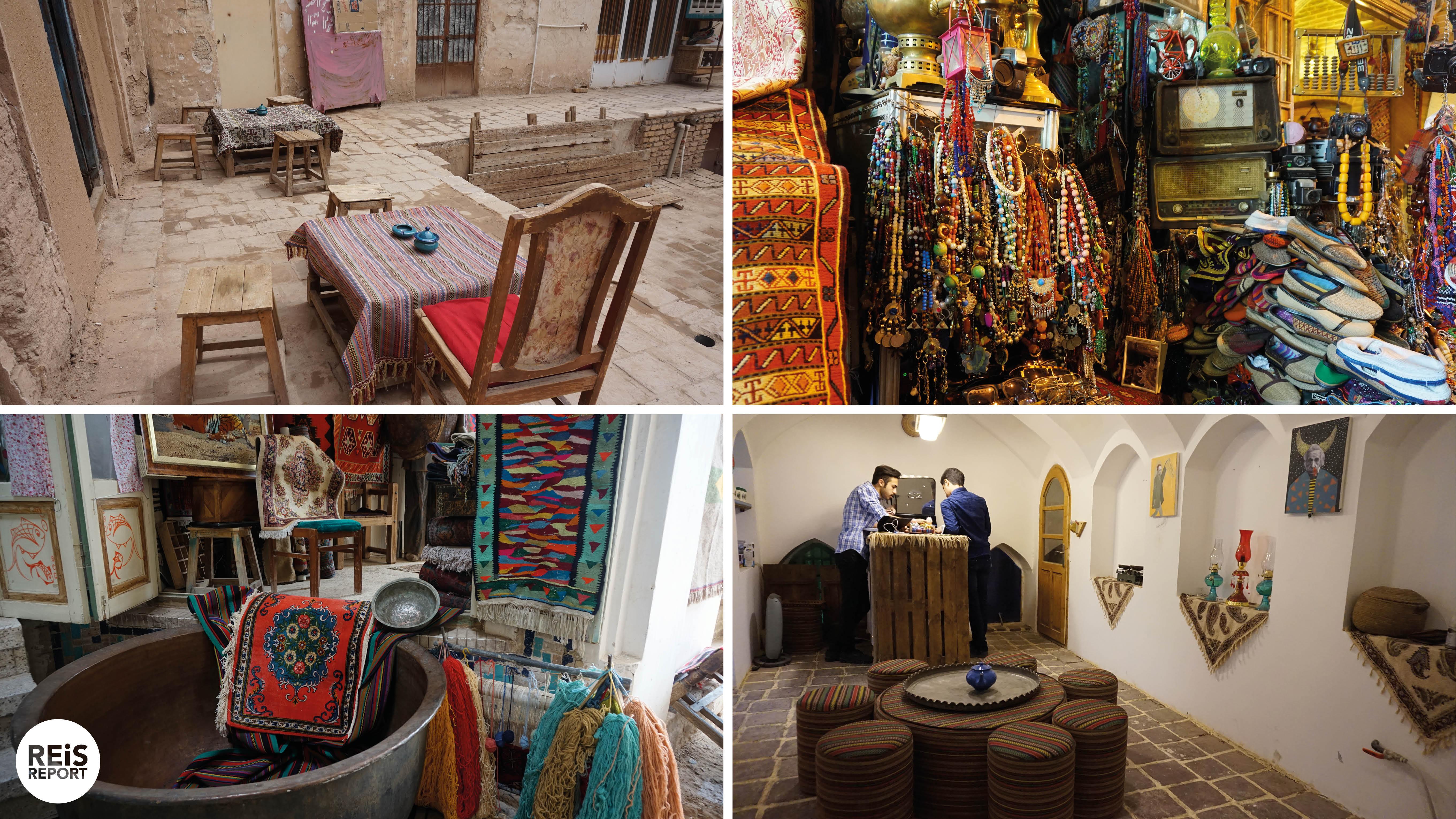 iran gastvrij reizen