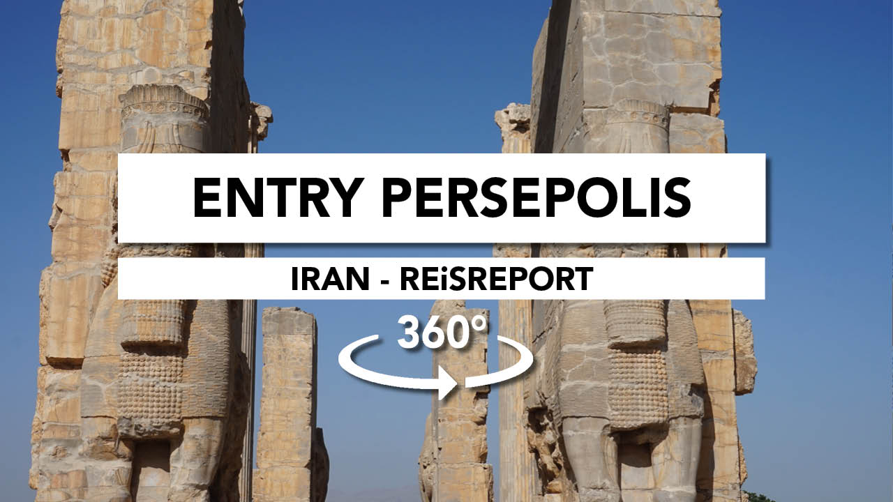 persepolis video, iran 360