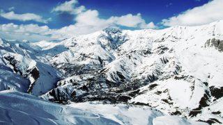 skiën in iran wintersport