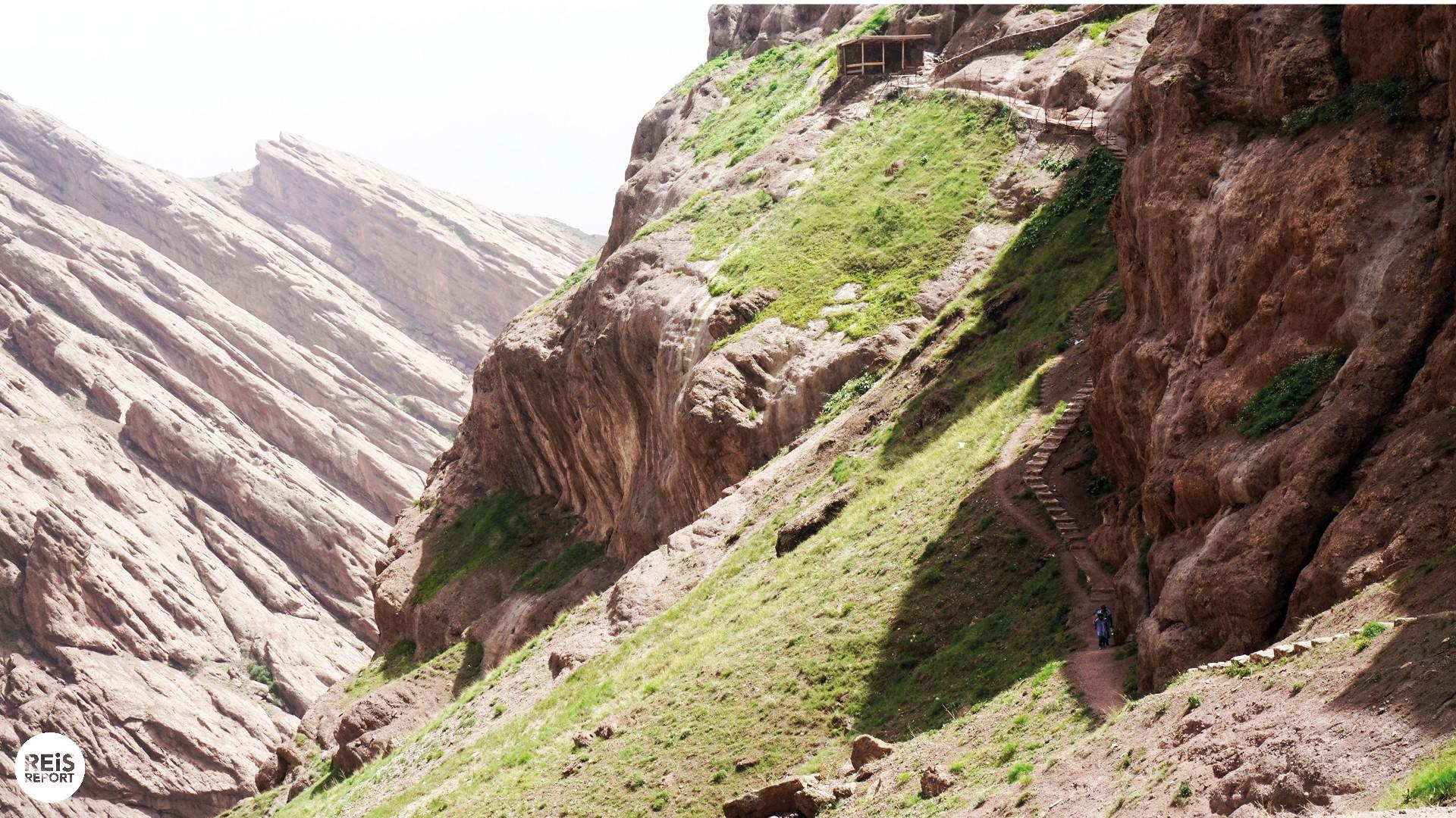 alamut vallei iran