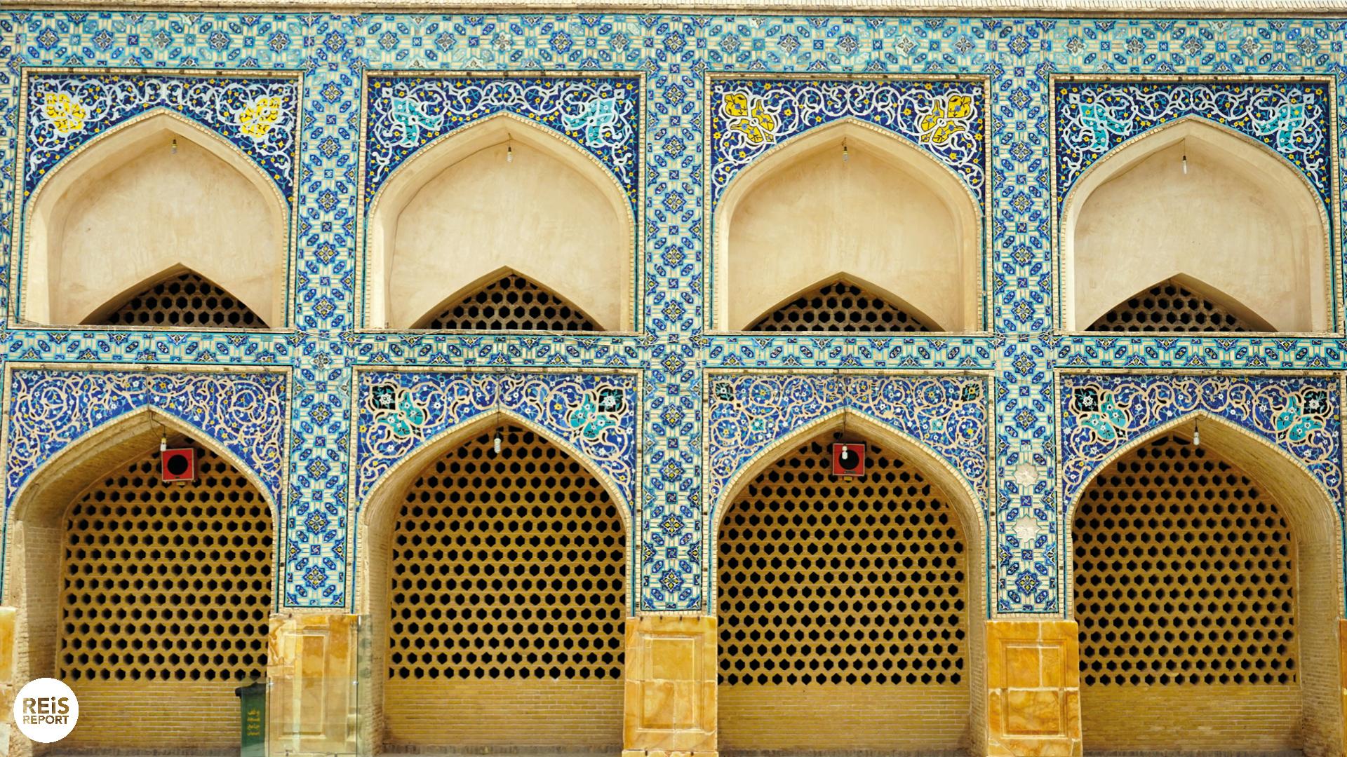 isfahan vrijdagmoskee