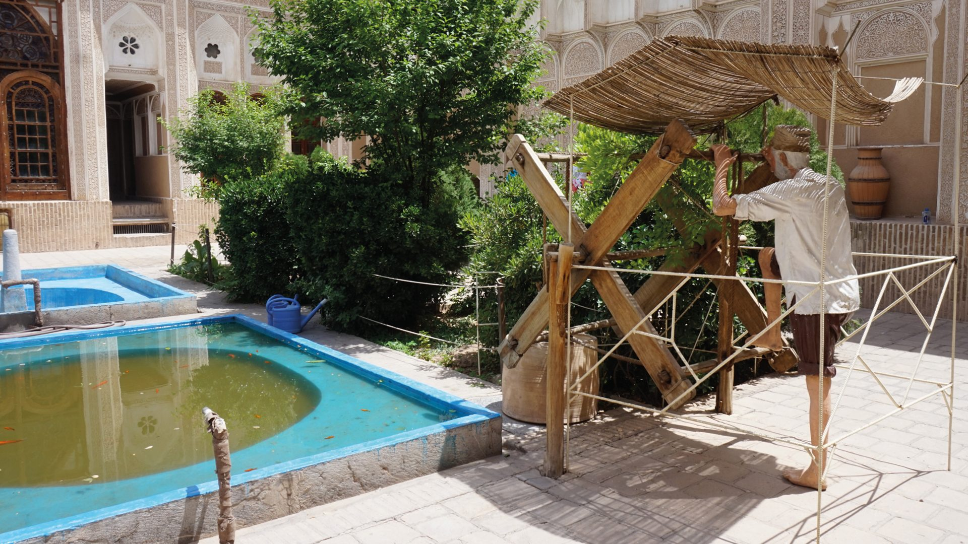 qanat watermuseum