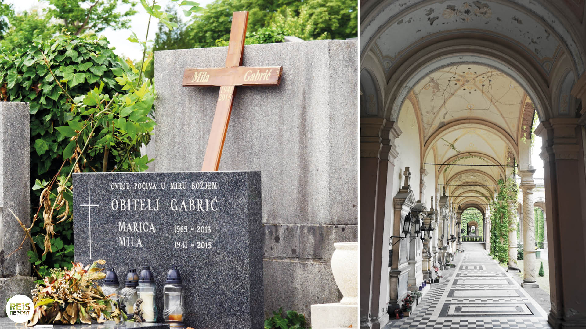 Mirogoj begraafplaats zagreb