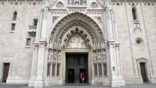 kathedraal zagreb kroatie