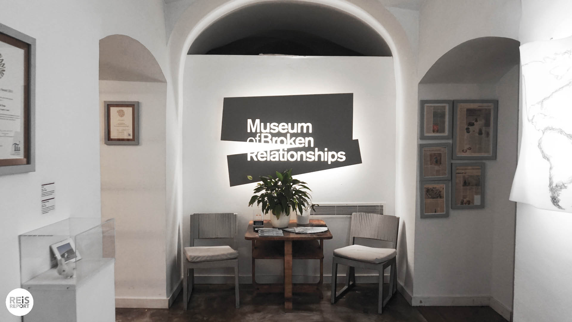 museum of broken relationships zagreb