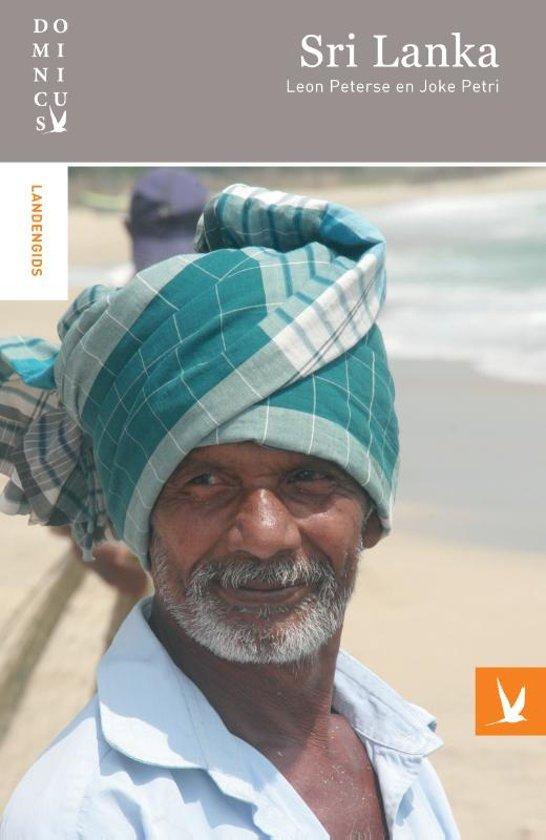Reisgids: Dominicus Sri Lanka cover