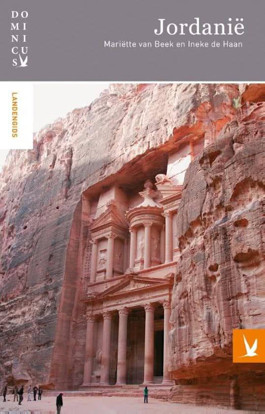 Reisgids: Dominicus Jordanië cover