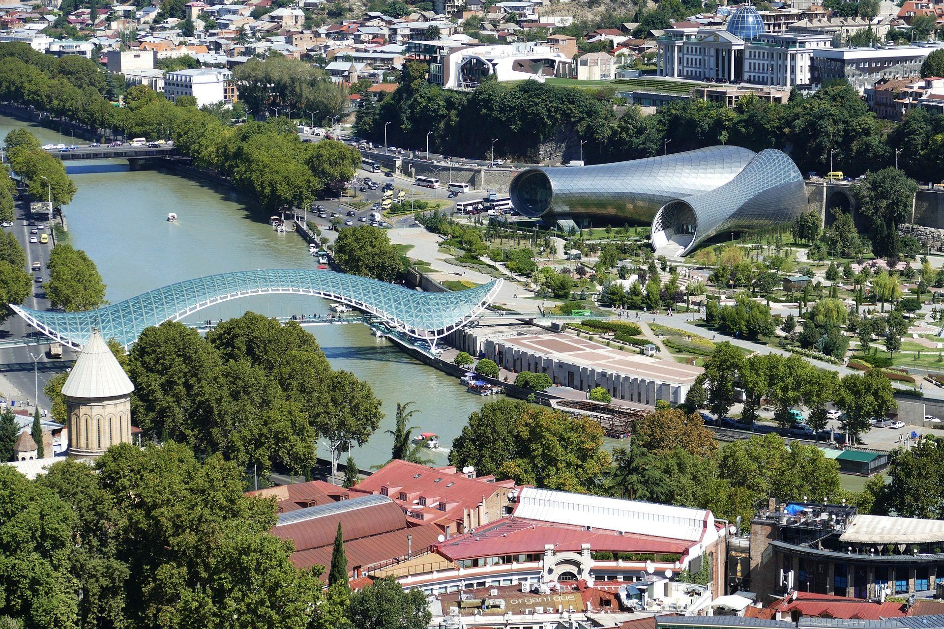 Tbilisi-hotels-georgie