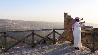 ajlun kasteel jordanie