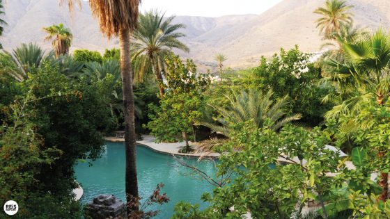 2 nachten in luxe privé resort Al-Himma, Jordanië
