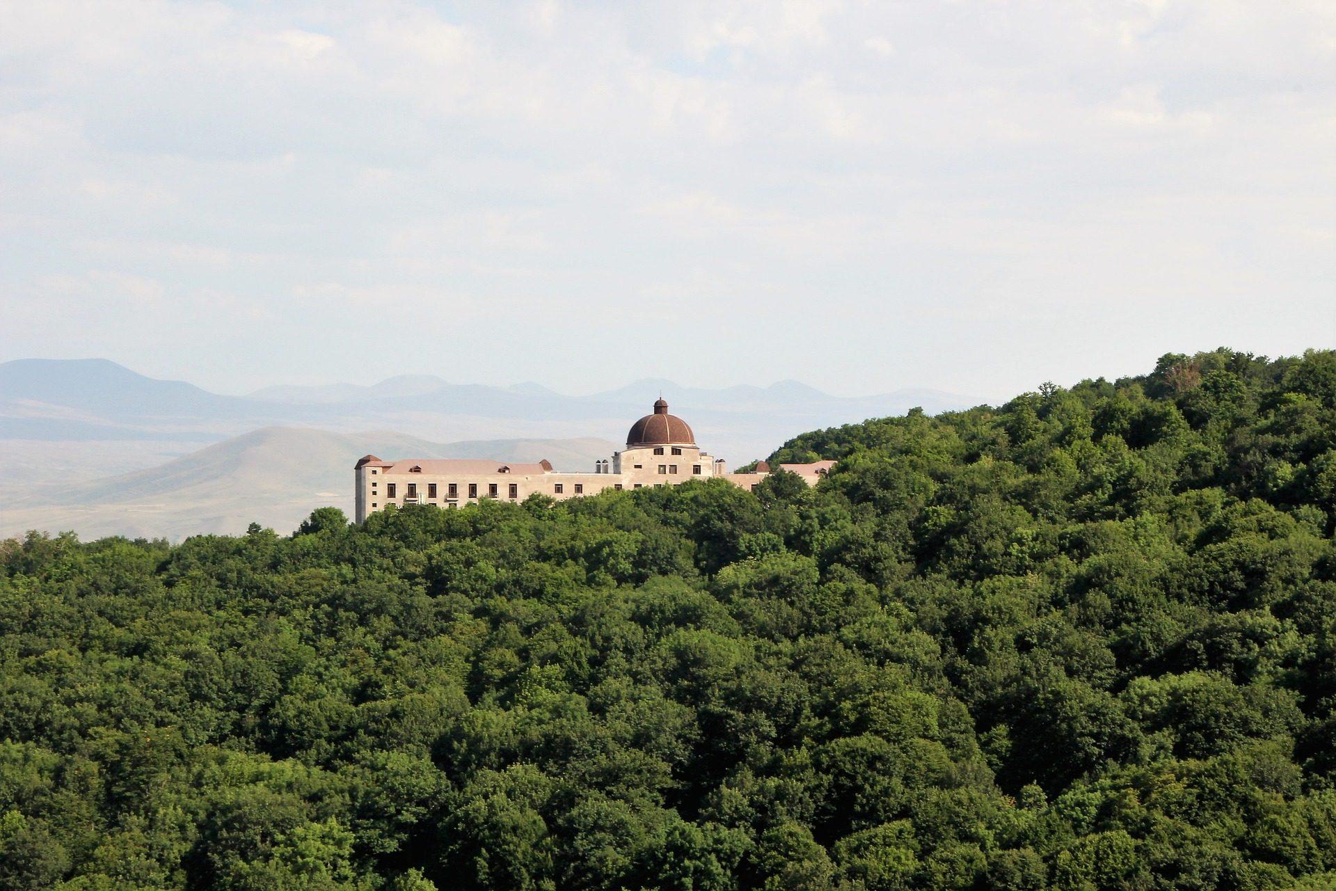 armenie tsaghkadzor hotels