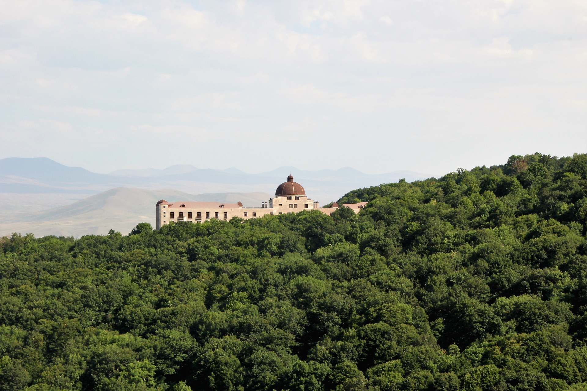 Tsaghkadzor Armenië