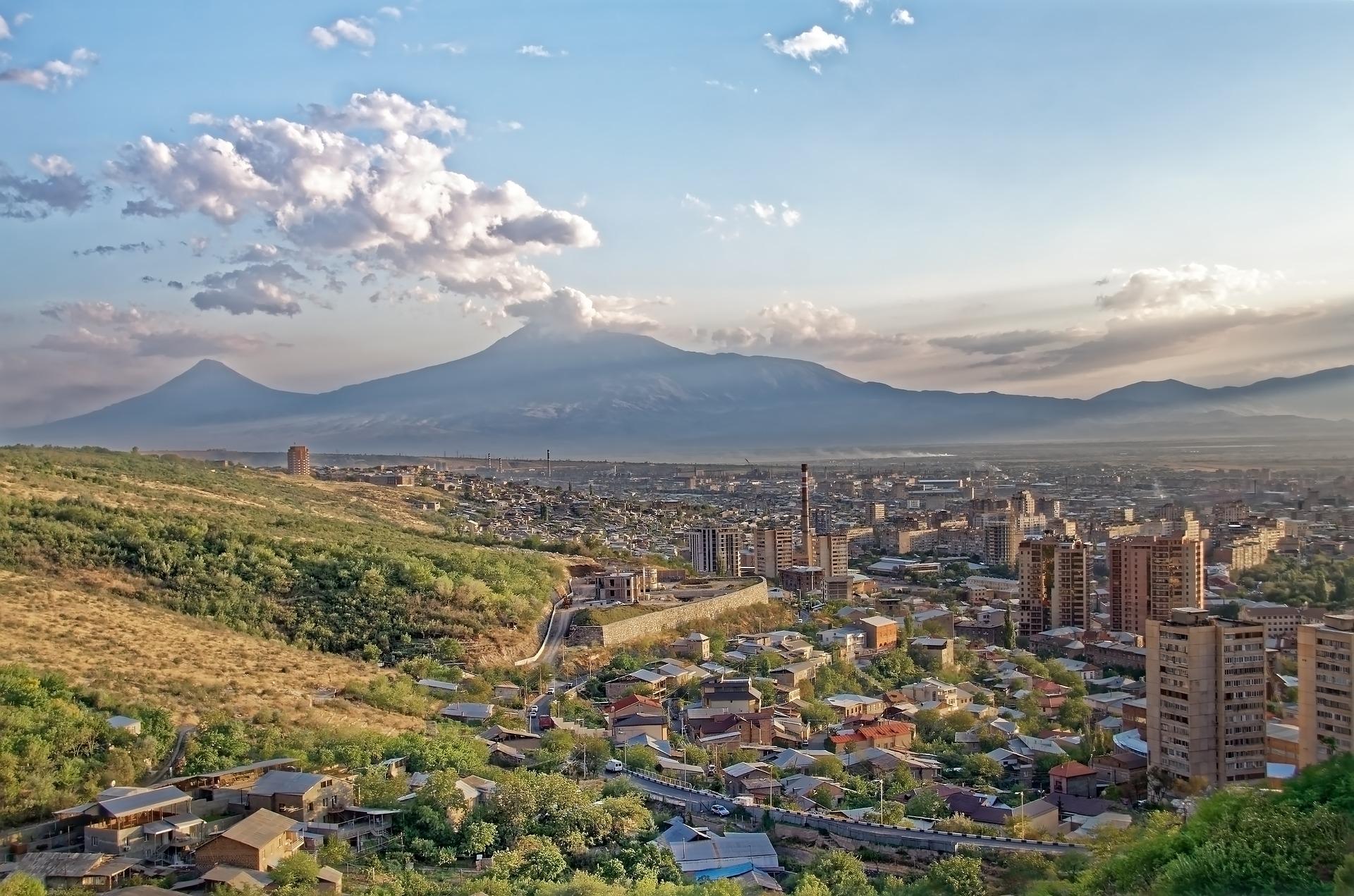 Jerevan Armenië
