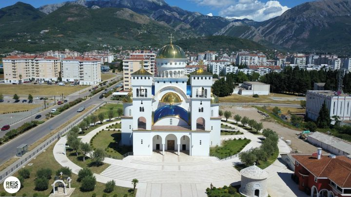 bar montenegro kerk John Vladimir