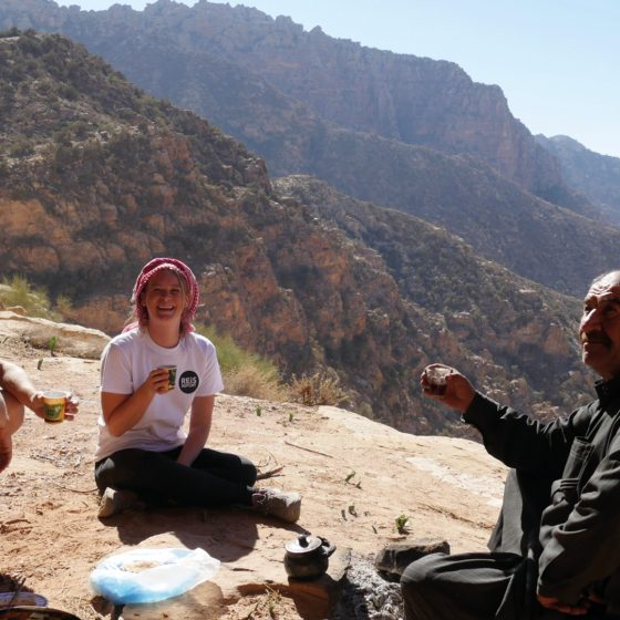 dana natuurreservaat jordanie