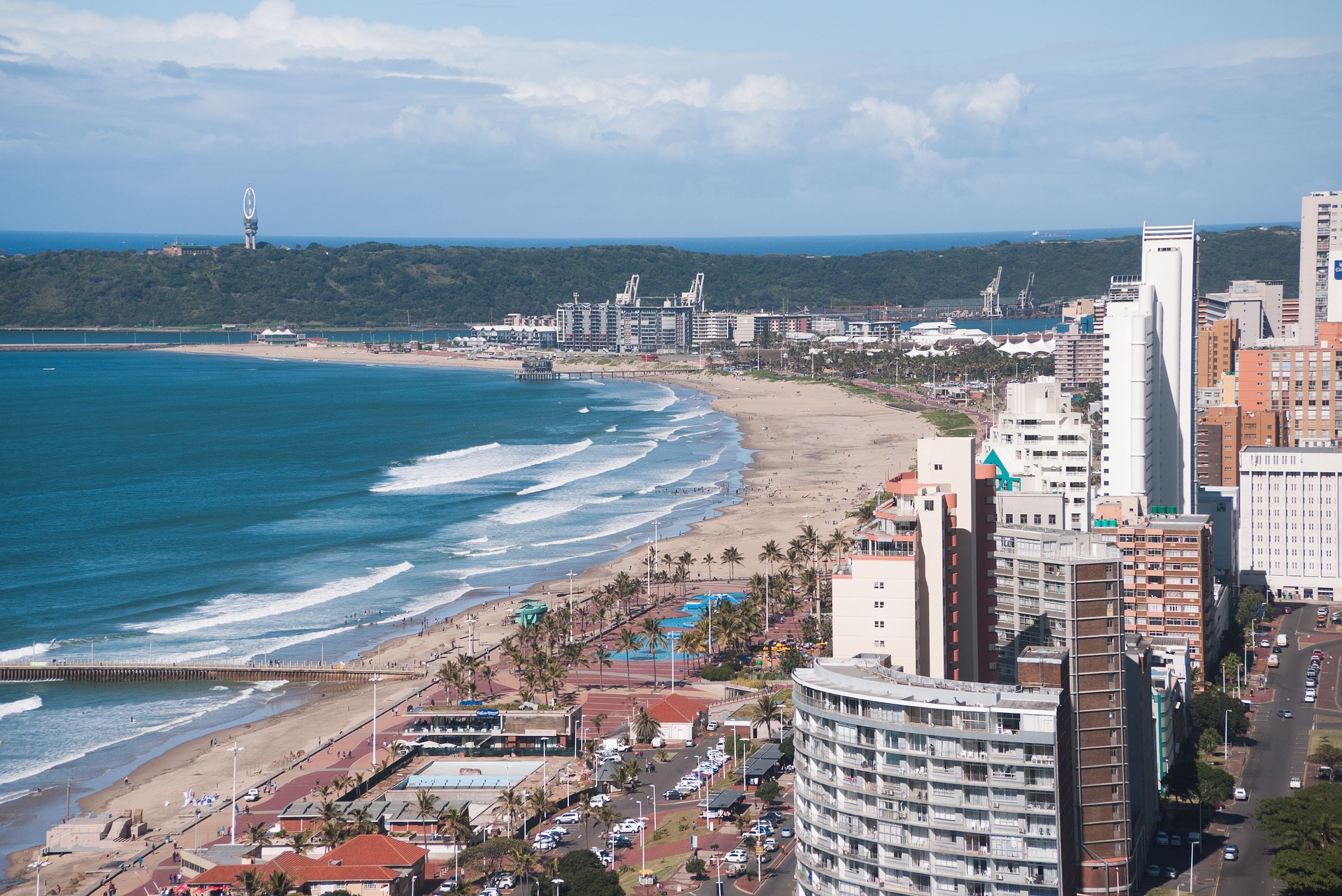Durban Zuid-Afrika