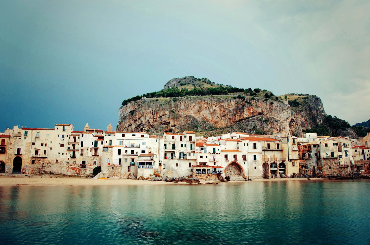 Cefalú Sicilië