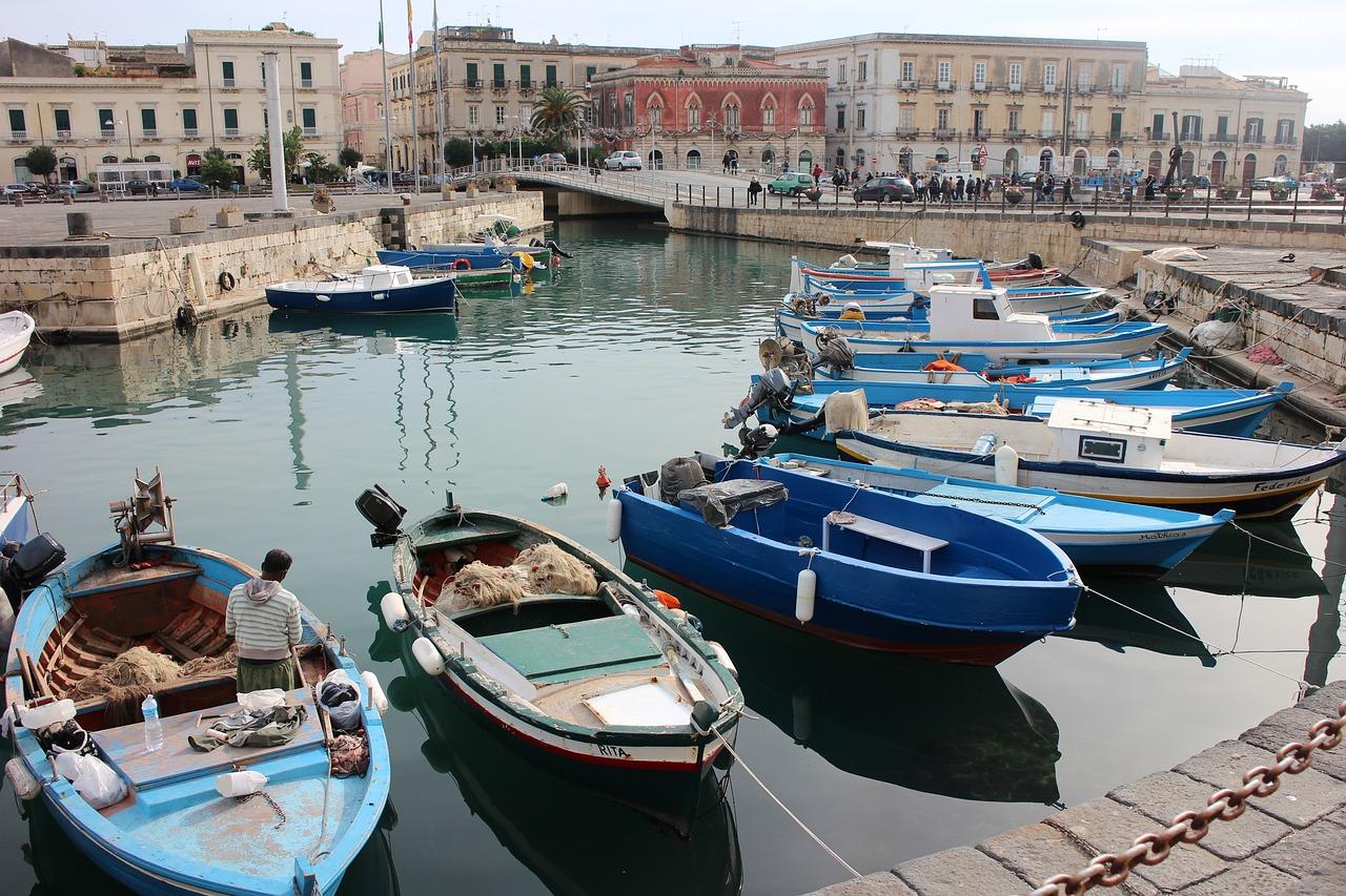 Syracuse Sicilië