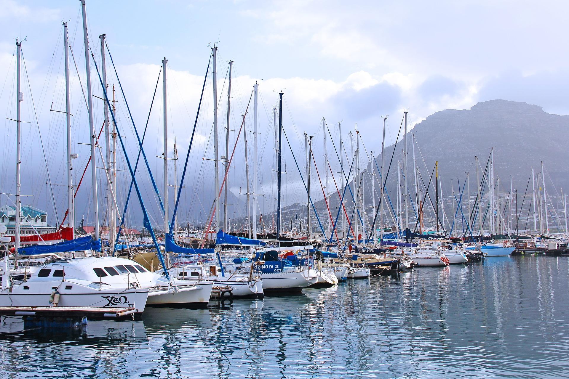 Hout Bay Zuid-Afrika