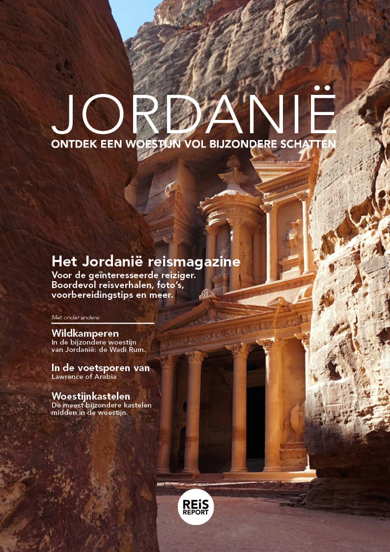 Tip: Het Jordanië reismagazine
