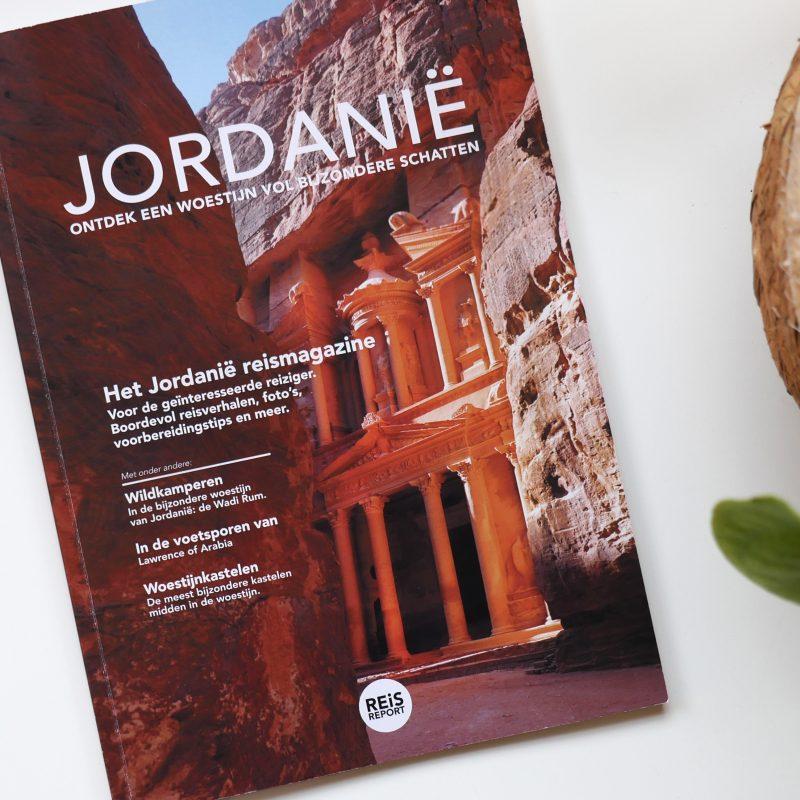 Jordanië magazine