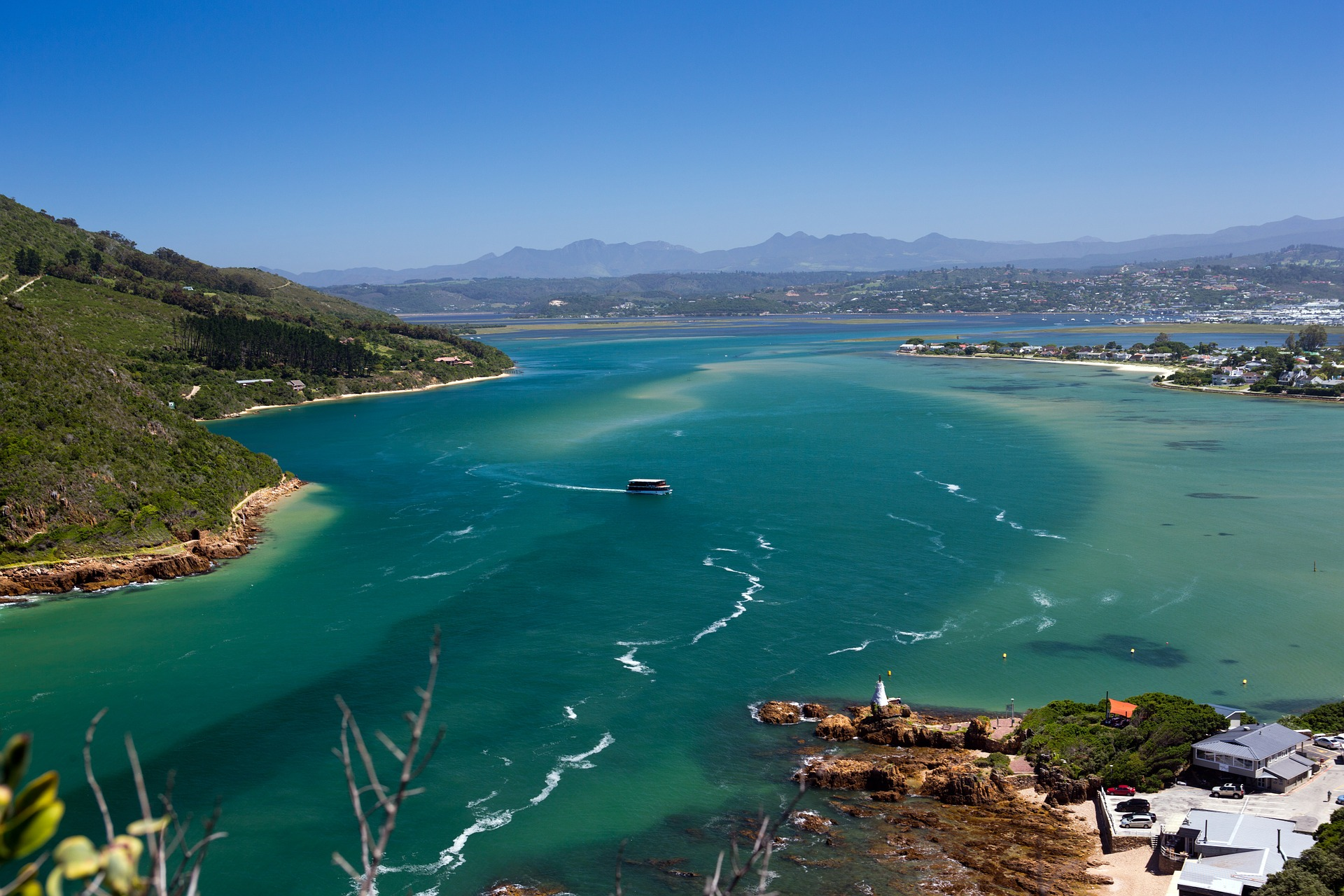 Knysna Zuid-Afrika