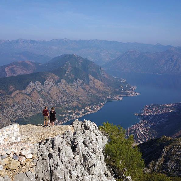 montenegro reizen