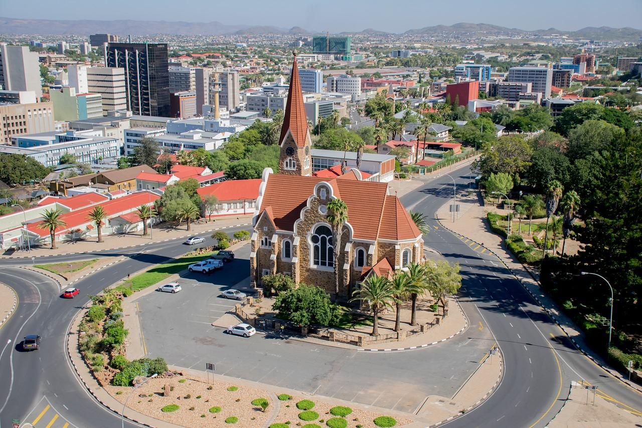 Windhoek Namibië
