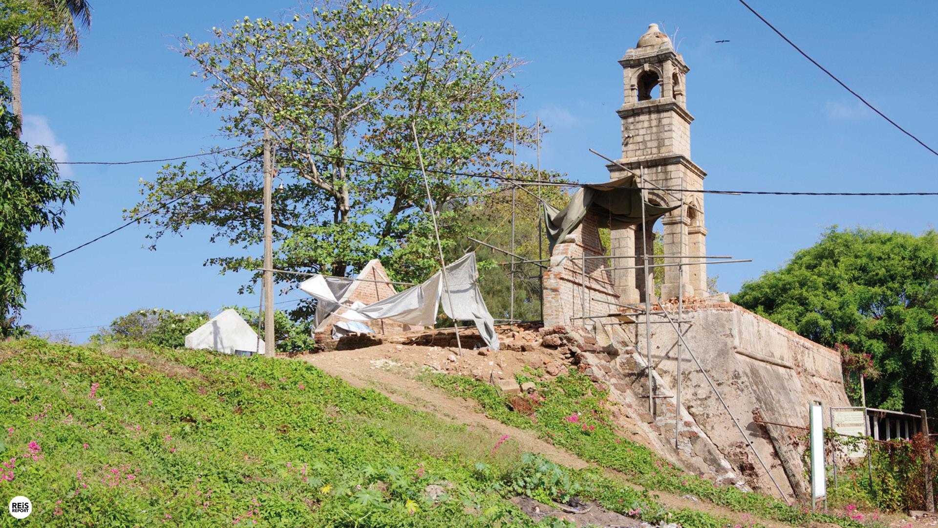 negombo nederlands fort