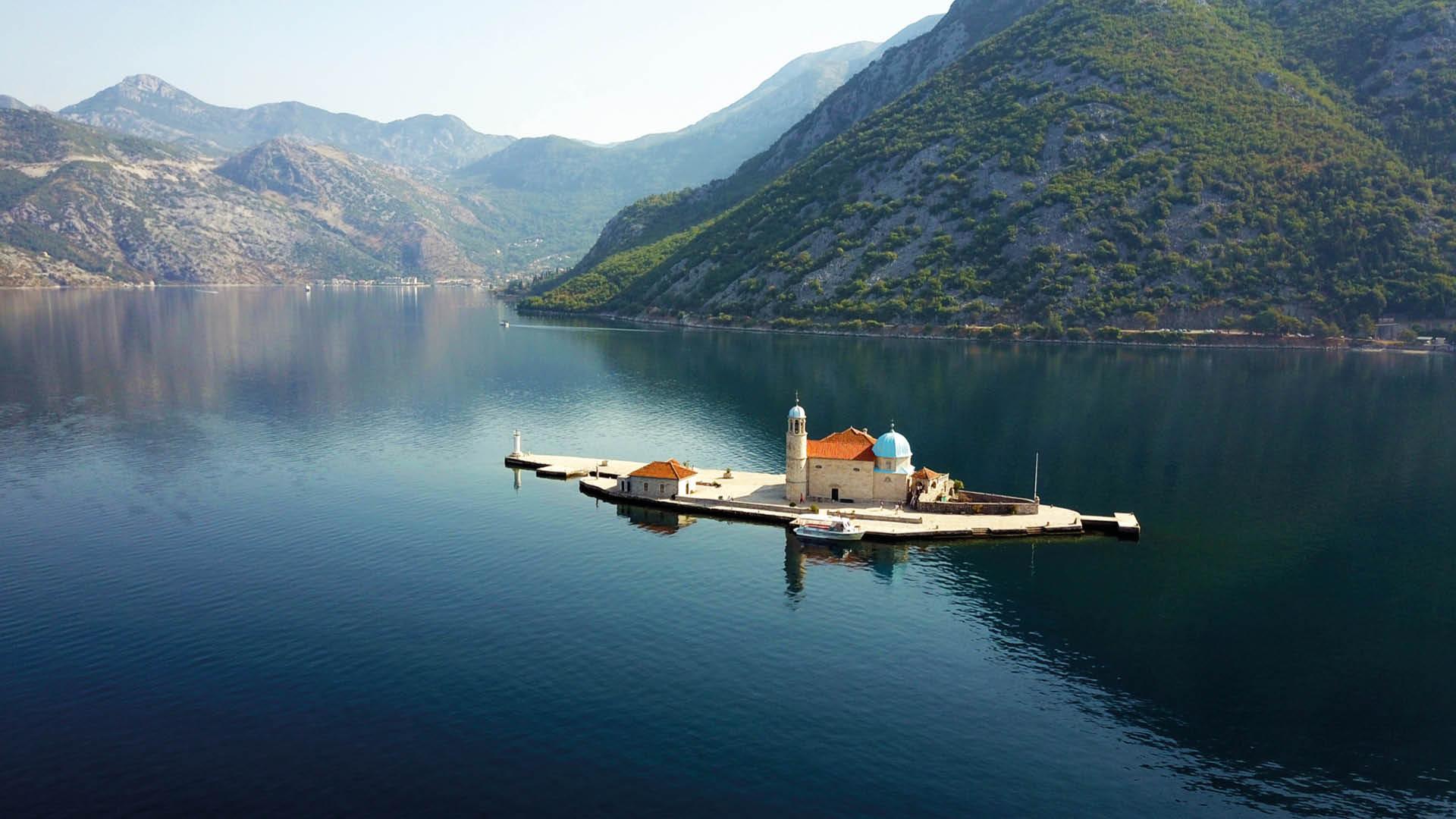 perast kotor montenegro