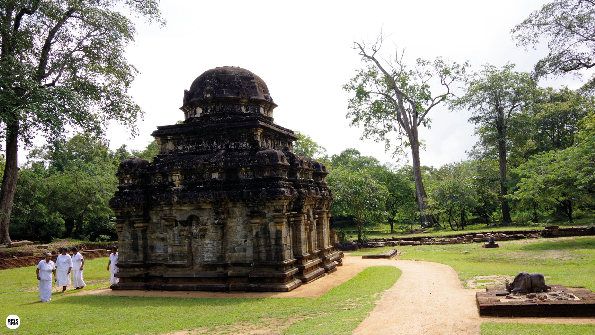 polonnaruwa sri lanka tempels