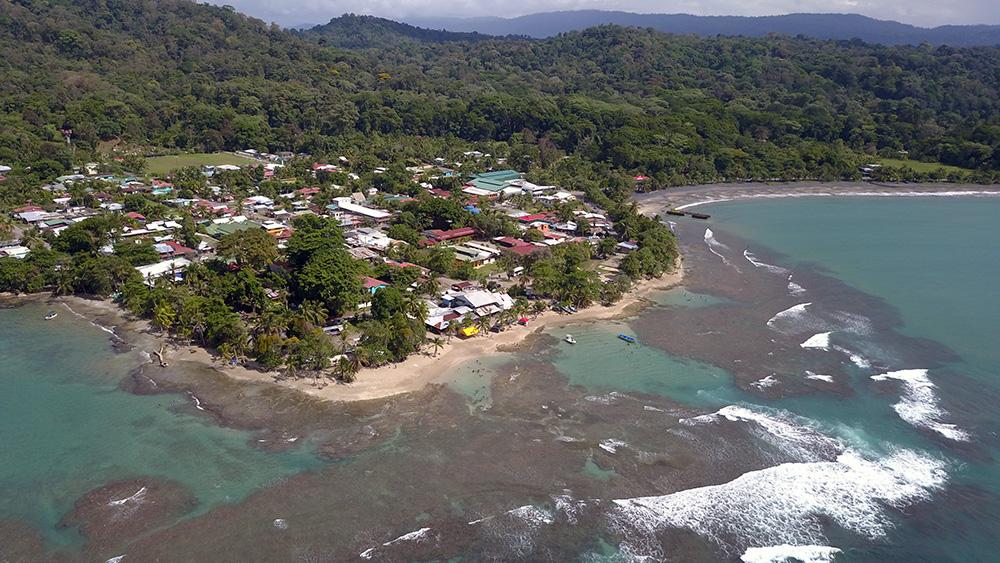 Puerto Viejo de Telamanca Costa Rica