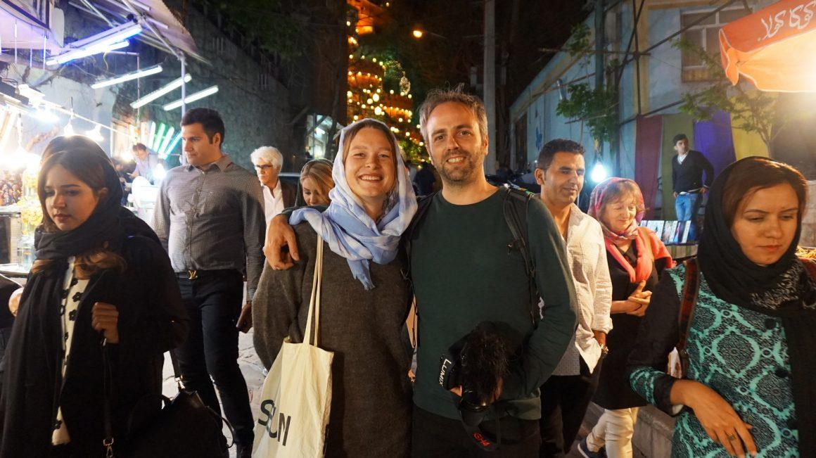 reiservaring iran reisreport