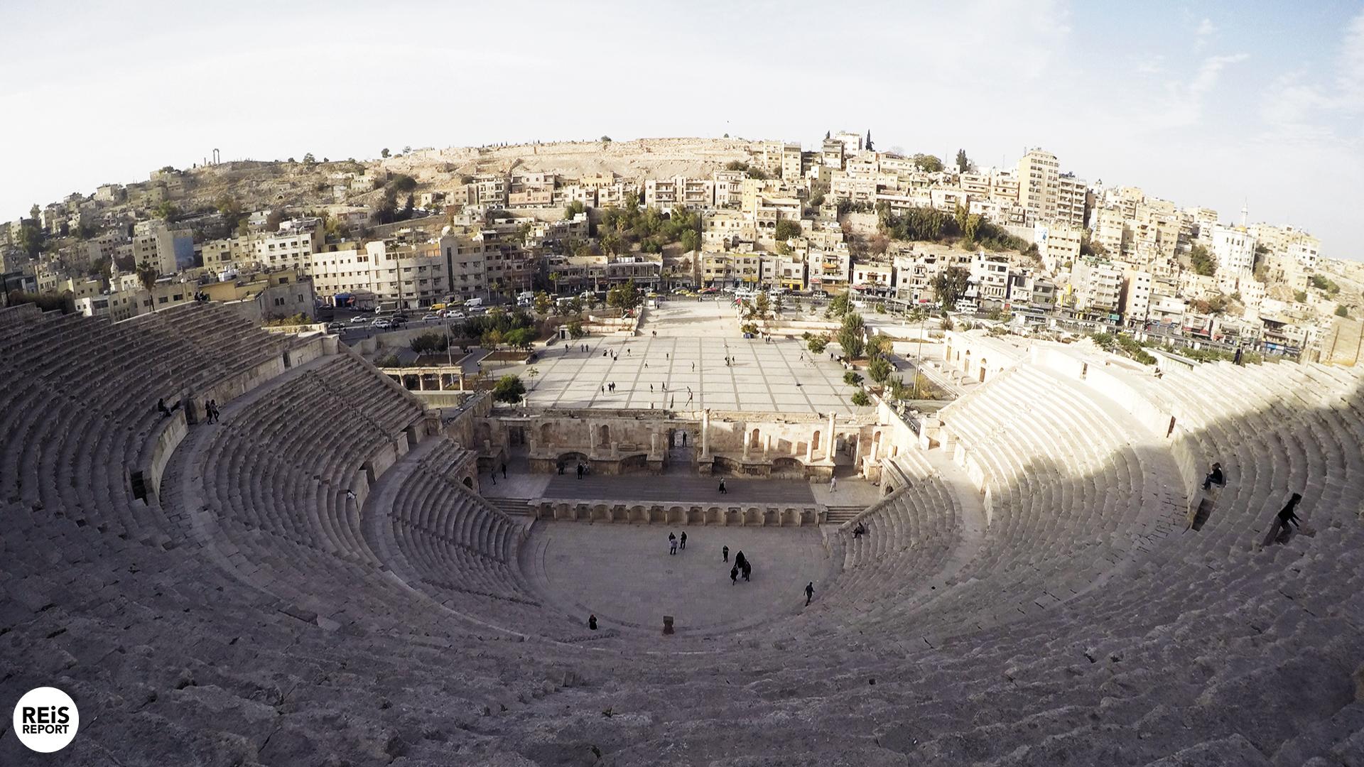 romeins theater amman jordanie3