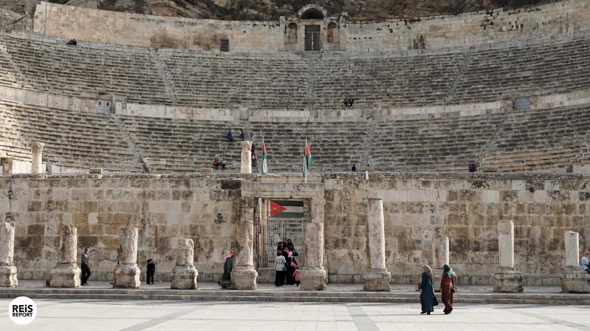 romeins theater amman jordanie4