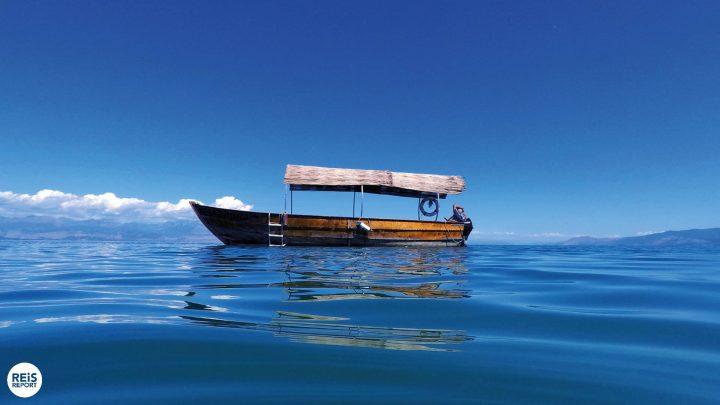 skadar meer tour boot