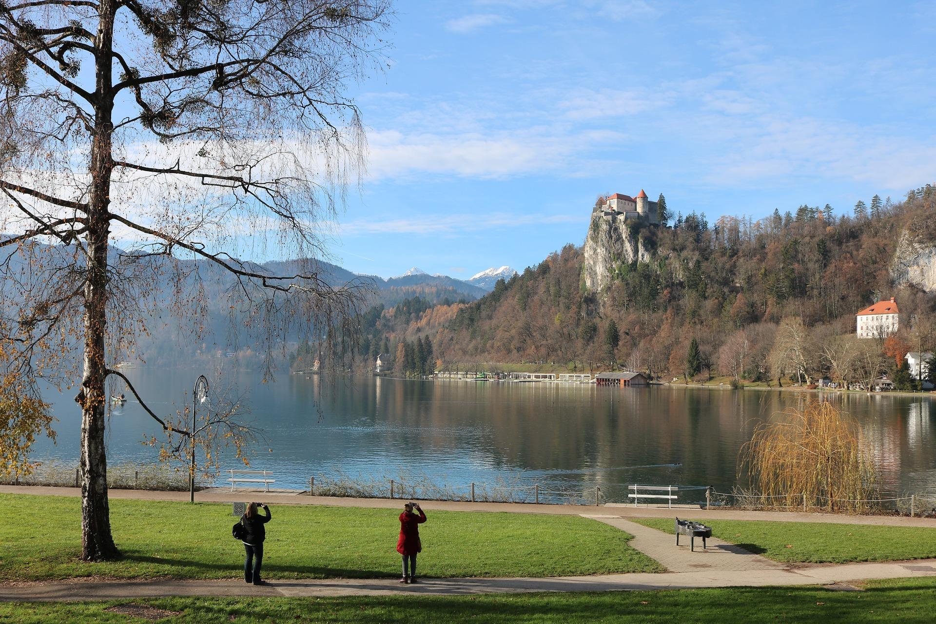 Lesce Slovenië