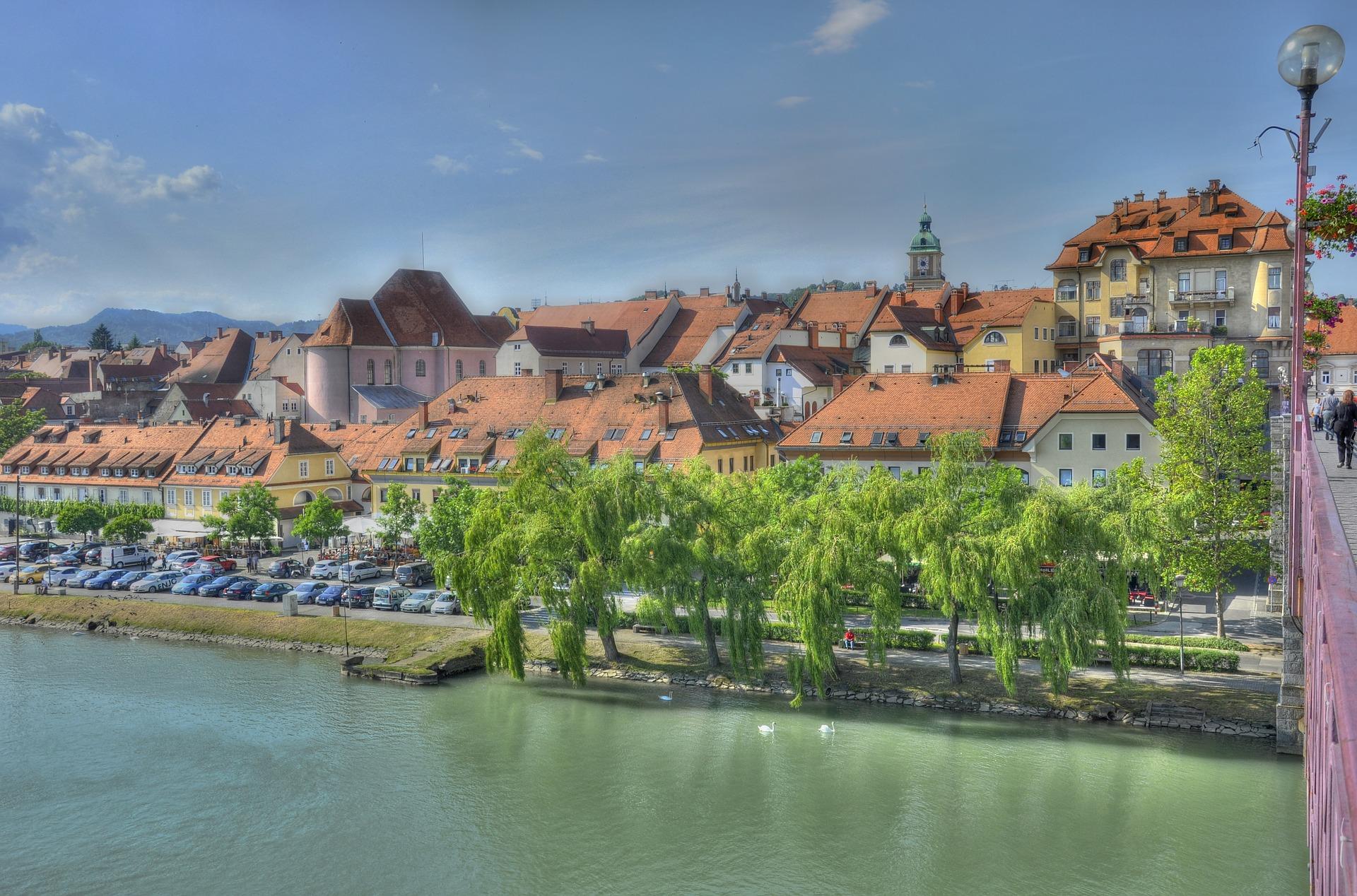 Maribor Slovenië