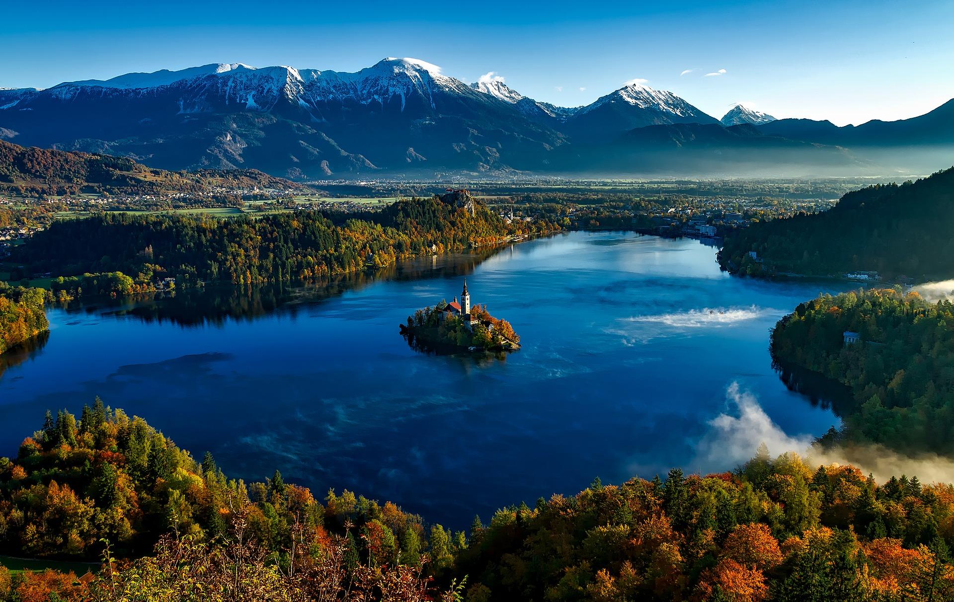 Radovljica Slovenië
