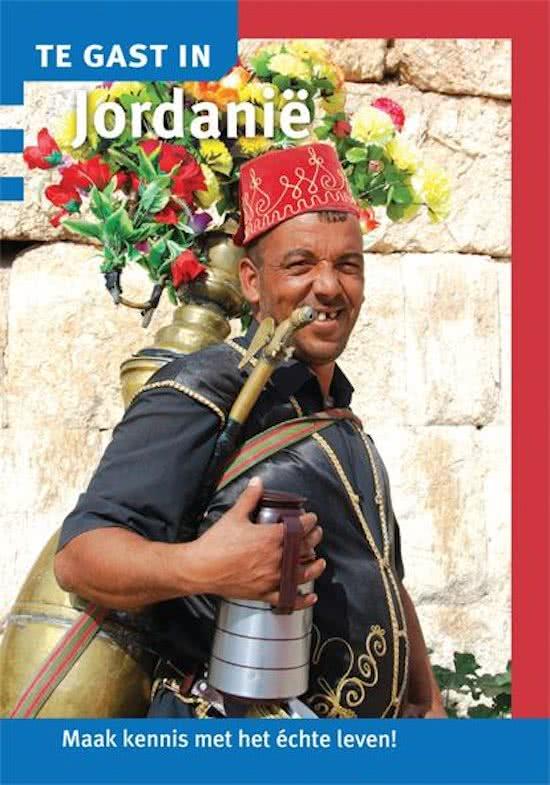 Boek: Te gast in Jordanië cover