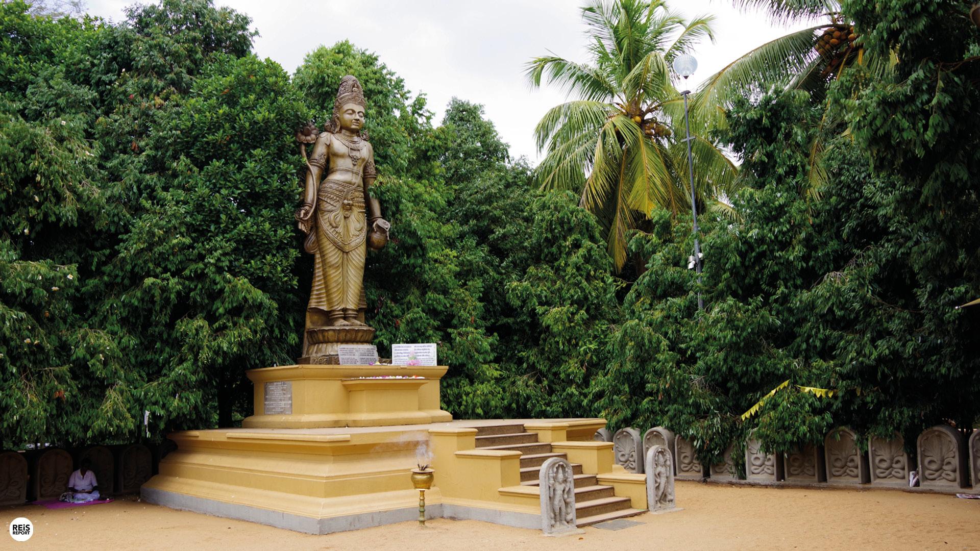 tempel Kelaniya Raja Maha Vihara colombo