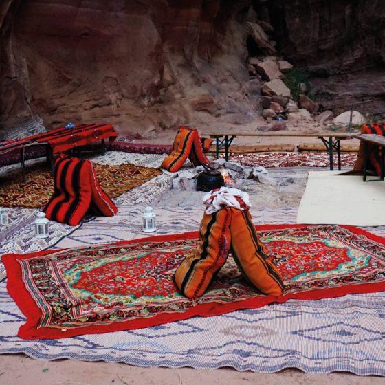 wadi rum wild kamperen