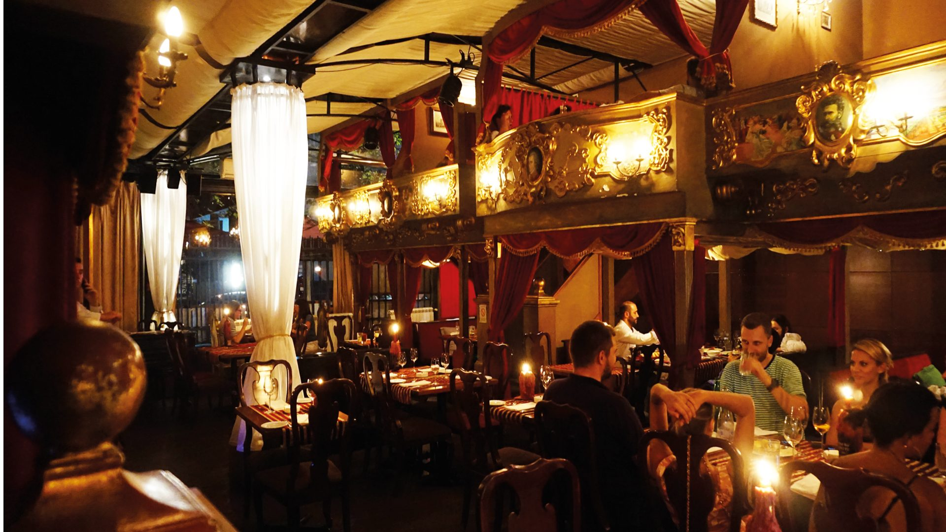 belgrado restaurant tip little bay theater